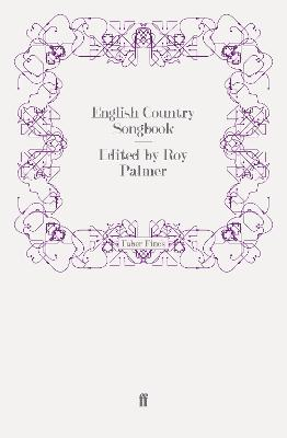 English Country Songbook
