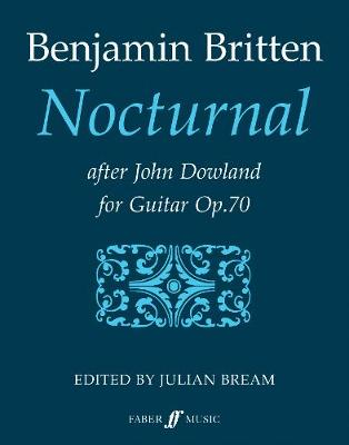 Nocturnal after John Dowland