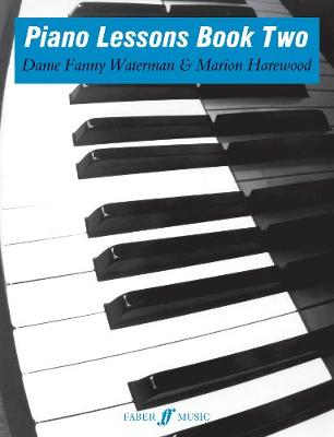 Piano Lessons Book Two