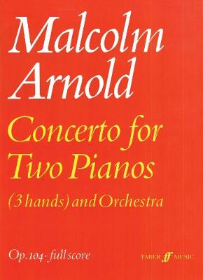 Concerto for Two Pianos (3 hands)