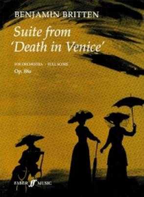 Suite from 'Death In Venice'