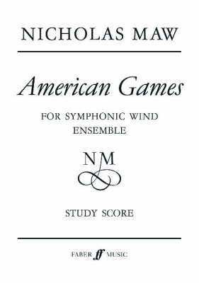 American Games: Wind Band (score)