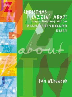 Christmas Jazzin' About Piano Duet