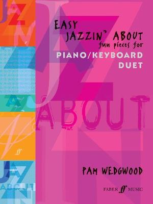 Easy Jazzin' About Piano Duet
