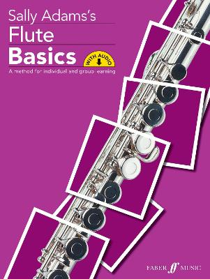 Flute Basics Pupil's book (with CD)