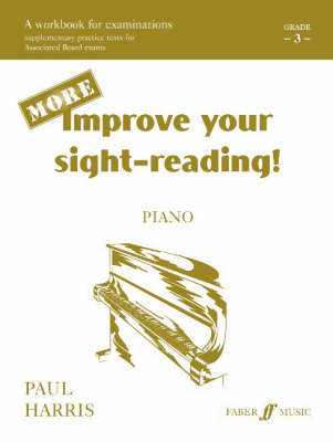 More Improve Your Sight-reading!: Grade 3