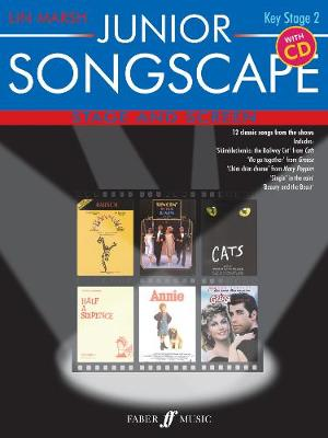 Junior Songscape: Stage And Screen (with CD)