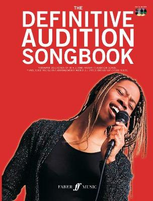 Definitive Audition Songbook: (Piano/ Vocal/ Guitar)