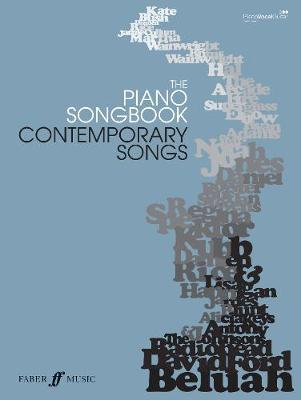 The Piano Songbook: Contemporary Songs