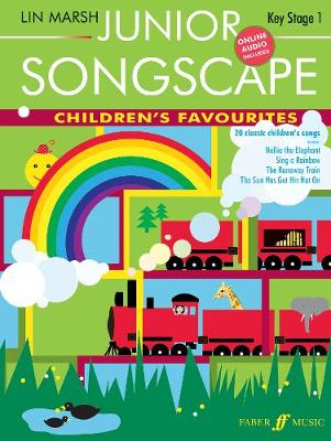 Junior Songscape: Children's Favourites (with 2CDs)