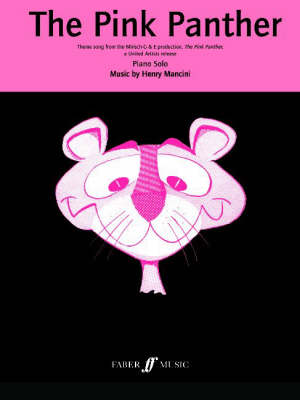 The Pink Panther Theme: (Piano Solo)