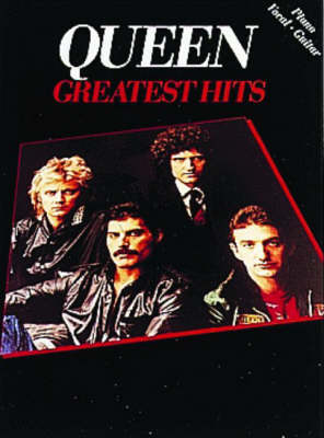 """""""Queen"""" Greatest Hits: Piano, Vocal and Guitar: v. 1"""