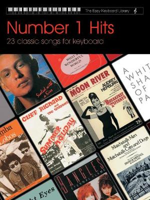Easy Keyboard Library: Number 1 Hits Volume 1