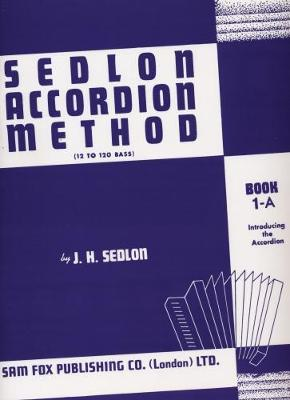 Sedlon Accordion Method Book 1A
