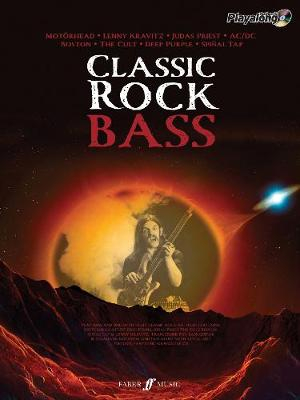Classic Rock Authentic Bass Playalong