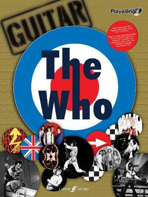 The Who Authentic Guitar Playalong