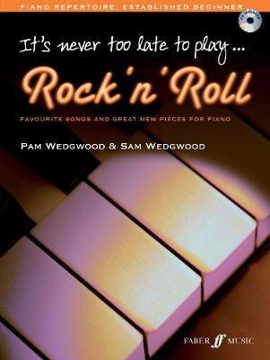 It's never too late to play rock 'n' roll