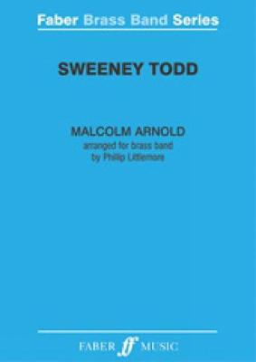 Sweeney Todd: (Brass Band Score and Parts)