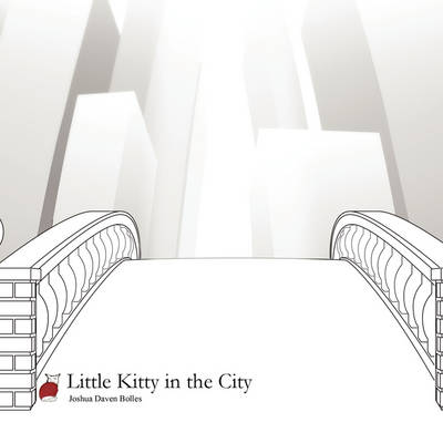 Little Kitty in the City