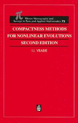 Compactness Methods for Nonlinear Evolutions