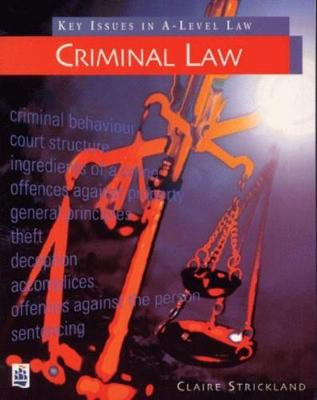 Key Issues in Law:Criminal Law