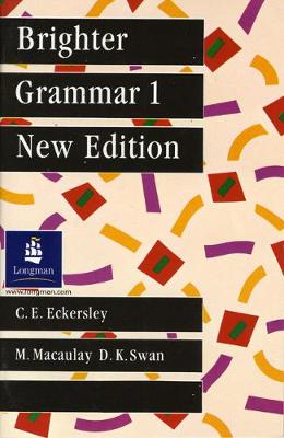 Brighter Grammar Book 1, New Edition