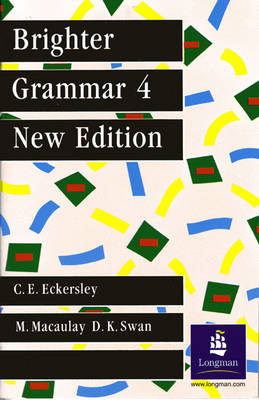 Brighter Grammar Book 4, New Edition