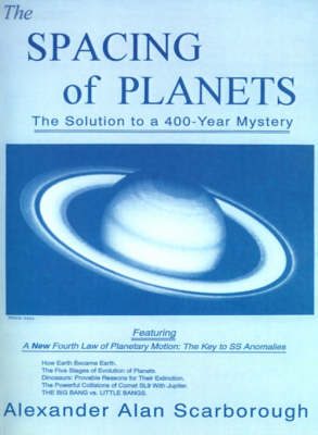 The Spacing of Planets: The Solution to a 400-Year Mystery