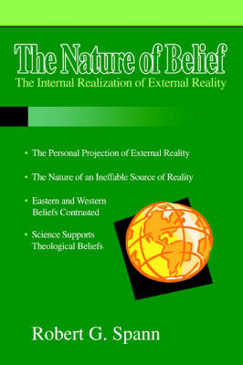 The Nature of Belief: The Internal Realization of External Reality