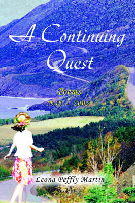 A Continuing Quest: Poems