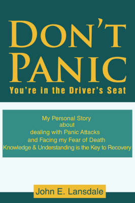 Don't Panic: You're in the Driver's Seat