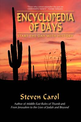 Encyclopedia of Days: Start the Day with History