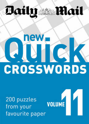 Daily Mail: New Quick Crosswords 11