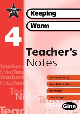 New Star Science: Year 4: Keeping Warm Teacher Notes