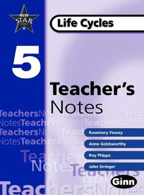 New Star Science Yr5/P6 Life Cycles Teacher Notes