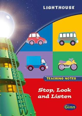 Lighthouse Reception Red Stop Look Listen Teachers Notes