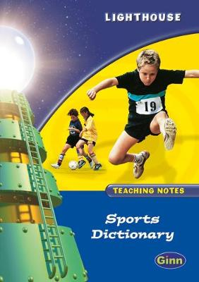 Lighthouse 1 Blue: Sports Dictionary Teachers Notes
