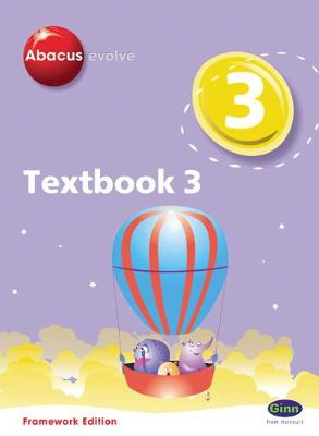 Abacus Evolve Year 3/P4 Textbook 3 Framework Edition