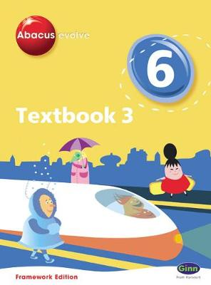 Abacus Evolve Framework Edition Year 6/P7 Textbook 3