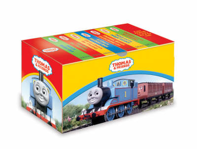 Thomas and Friends: A Storybook for Everyday of the Week