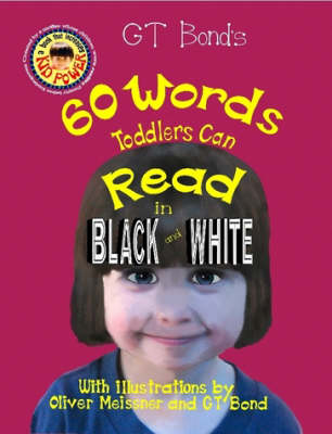 60 Words Toddlers Can Read in Black and White