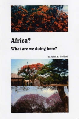 Africa? What are We Doing?
