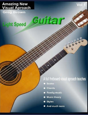 Light Speed Guitar Vol. 1