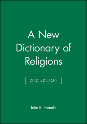 A New Dictionary of Religions