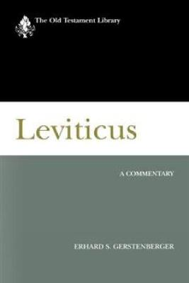 Leviticus: A Commentary
