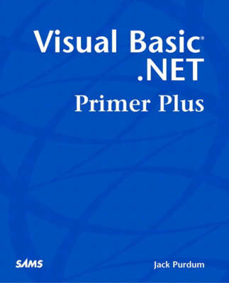 Visual Basic .NET Primer Plus