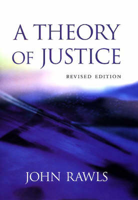 A A Theory of Justice Rev (Cloth) (Cobe)
