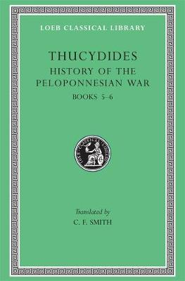 History of the Peloponnesian War, Volume III: Books 5-6