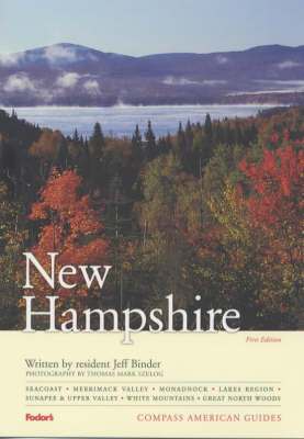 Compass American Guides: New Hampshire, 1st Edition
