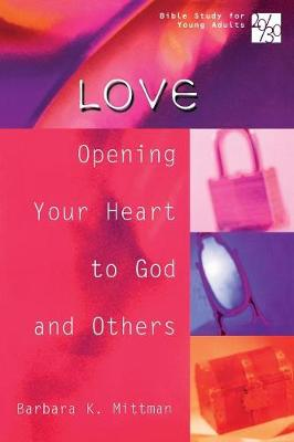 Love: -20/30 Bible Study Young Adult